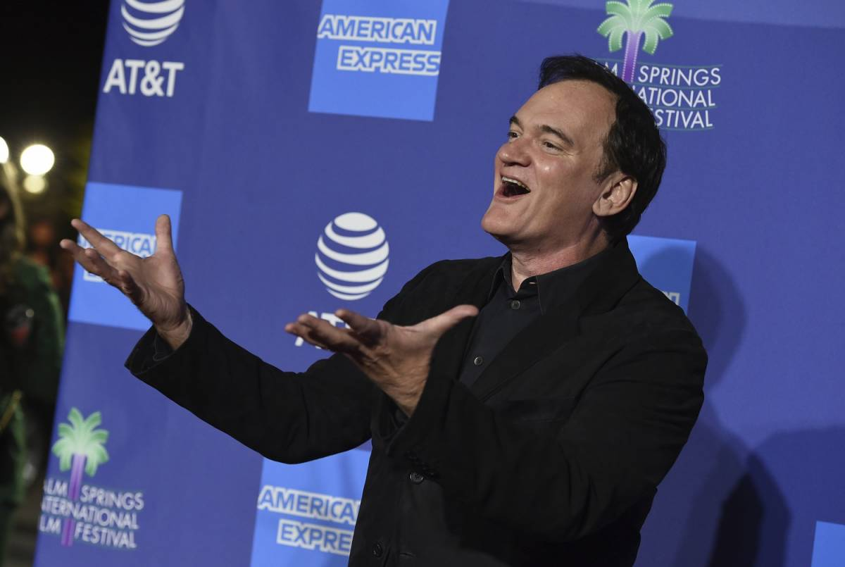 Bounty Law, la prima serie tv di Tarantino