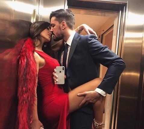"""Rosa Perrotta e Pietro Tartaglione, lo scatto hot scatena il web: """"Avete ritrovato il sesso?"""""""
