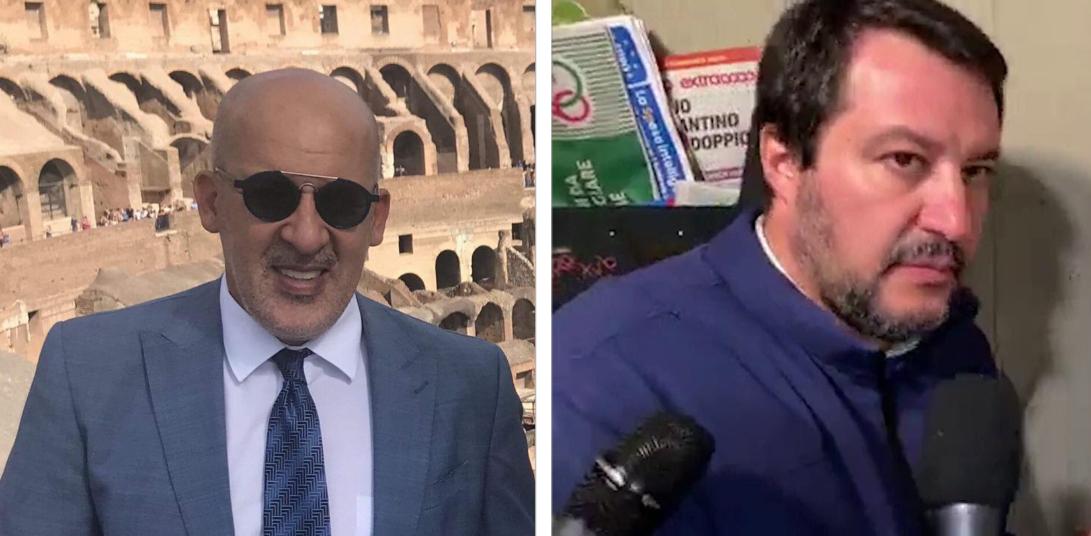 """""""Salvini è imbarazzante"""". L'ambasciatore difende presunto pusher tunisino"""