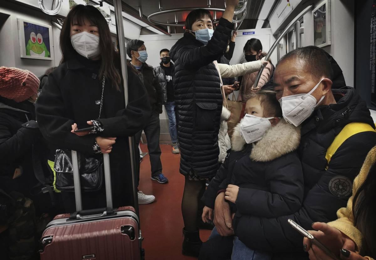 Coronavirus, anche la Cina profonda si ferma
