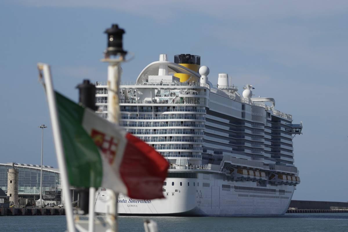 Coronavirus, scontro sullo sbarco dei passeggeri a Civitavecchia