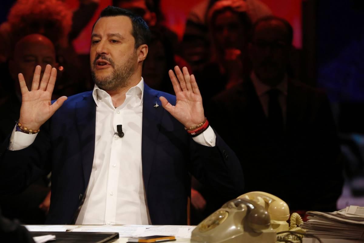 """Il timore di Salvini: """"Non mi fido di alcuni ministri"""""""