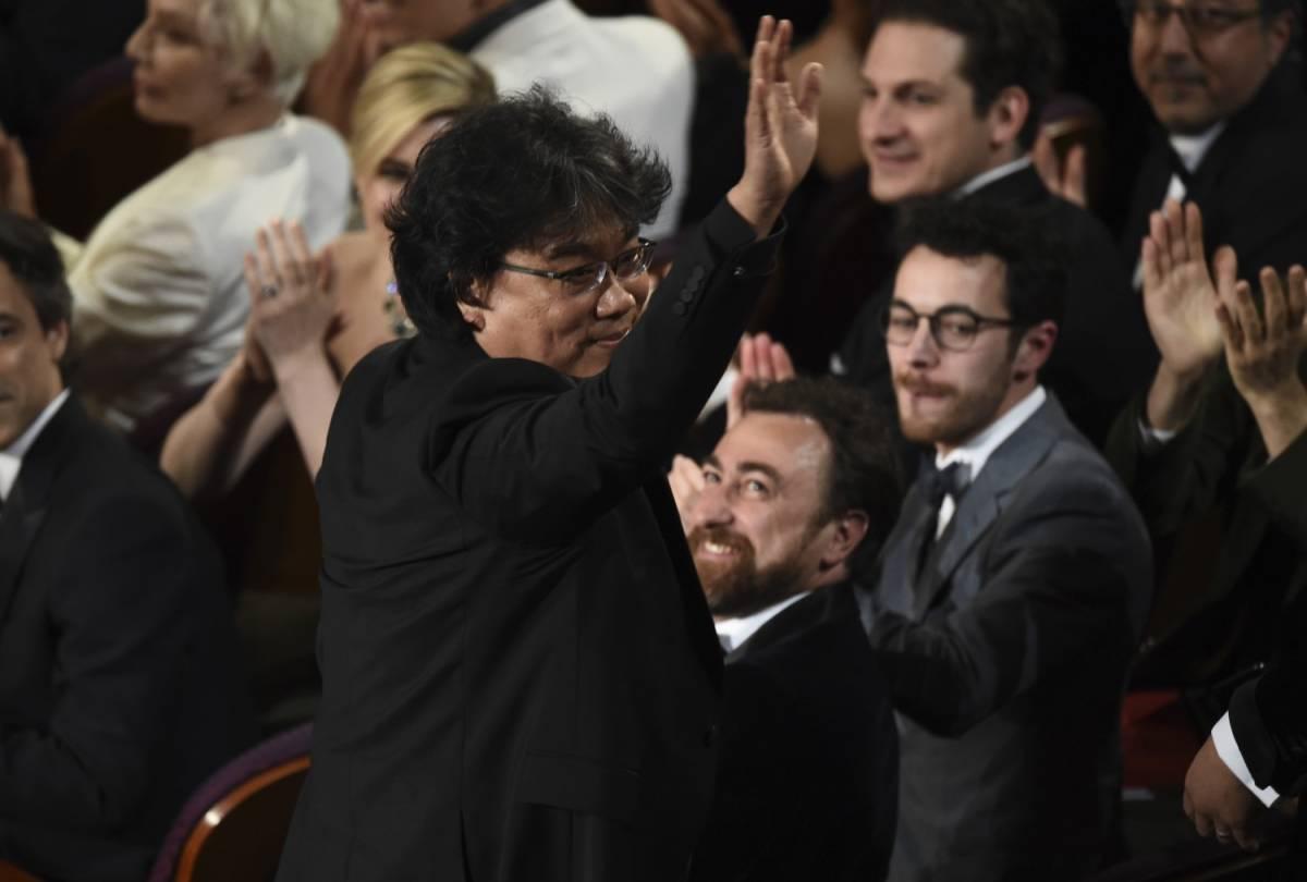 """Agli Oscar il trionfo di """"Parasite"""": è la prima volta di un film straniero"""