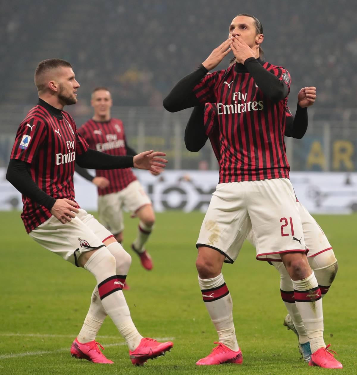 Milan, Ibrahimovic è il miglior marcatore degli ultimi dieci anni