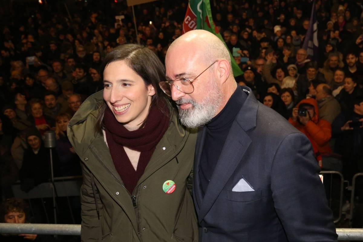 Emilia, alle sardine un posto in giunta: la Schlein sarà vice Bonaccini