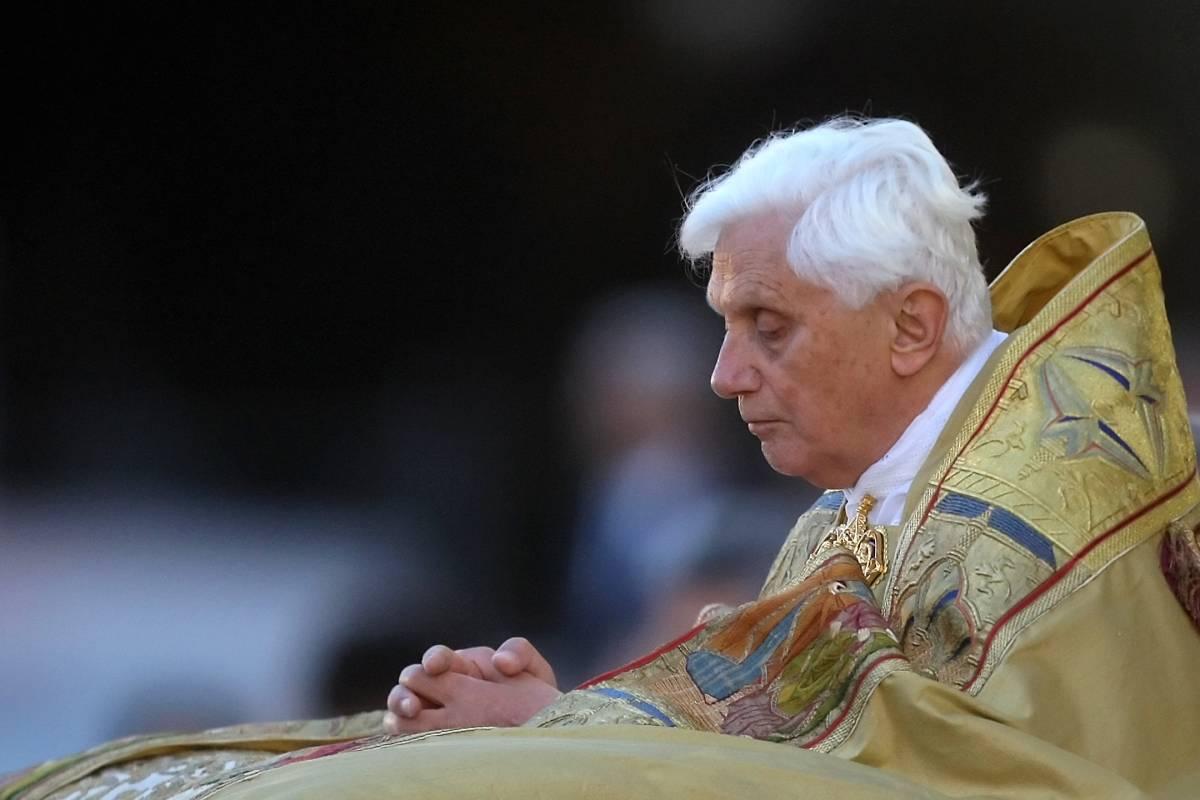 """Ratzinger denuncia: """"Vogliono silenziare la mia voce"""""""