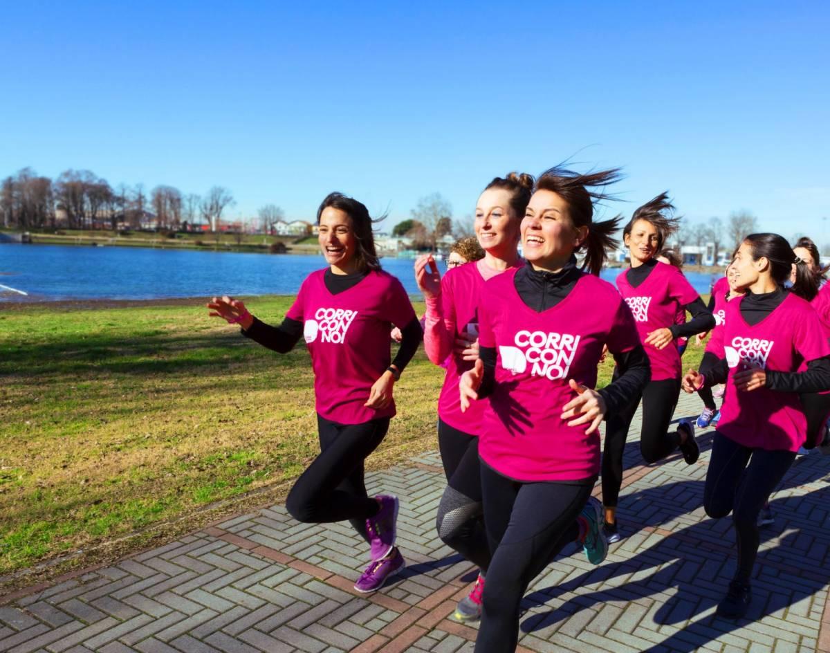 Correre per credere in sé stesse: riparte l'iniziativa dedicata alle runner