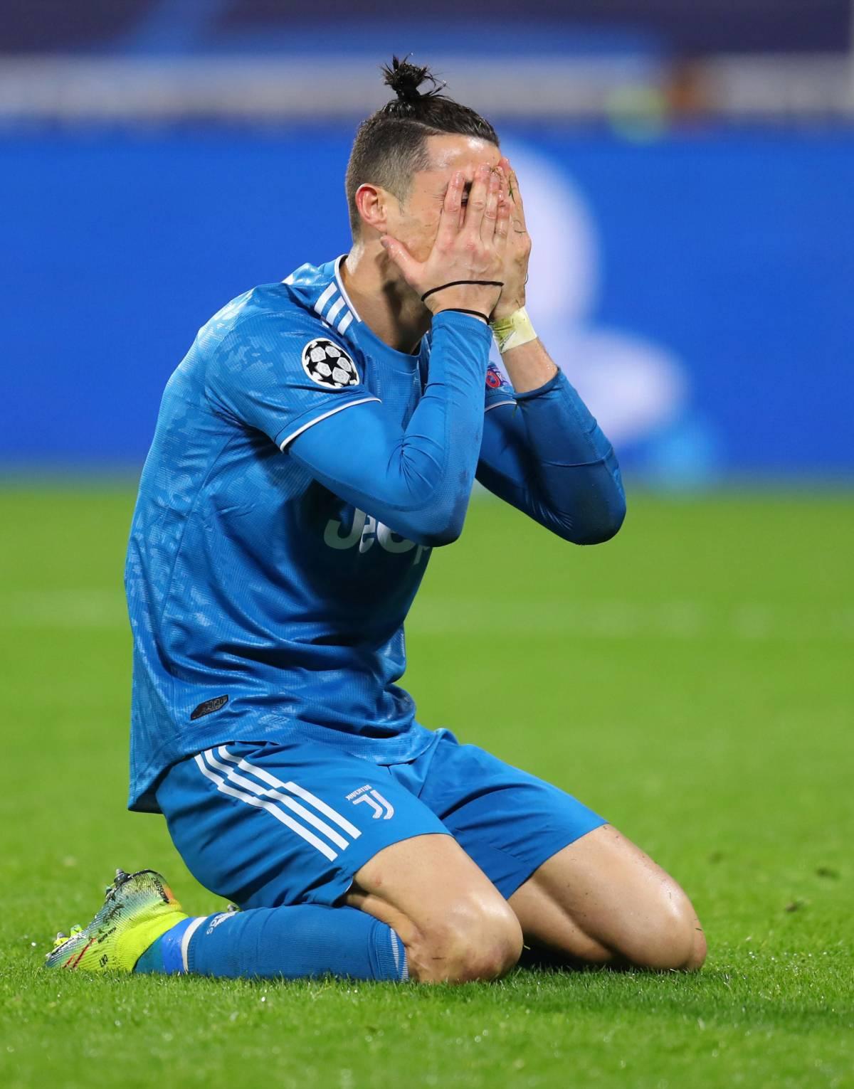 La Juventus richiama gli stranieri: Cristiano Ronaldo bloccato in Portogallo