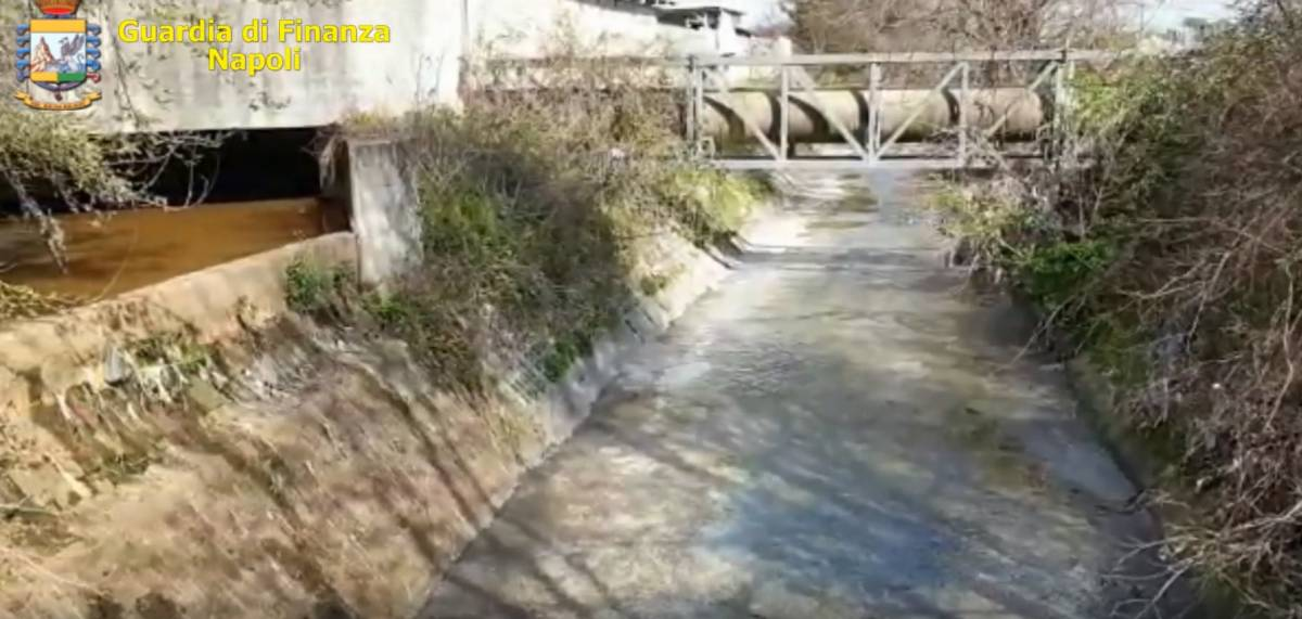 Sversamenti illeciti di acque reflue in provincia: sequestri della Guardia di finanza