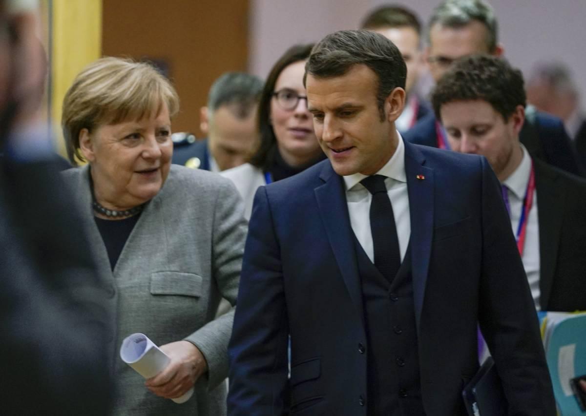 Basta lezioni da francesi e tedeschi