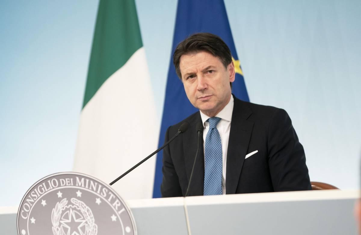 Conte e Mattarella contro la Bce, Consob vieta vendite scoperte