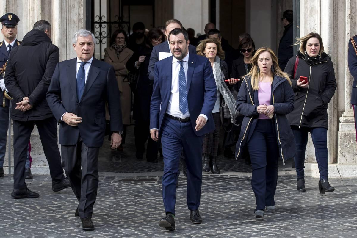 2 giugno, il centrodestra unito scende in piazza contro Conte