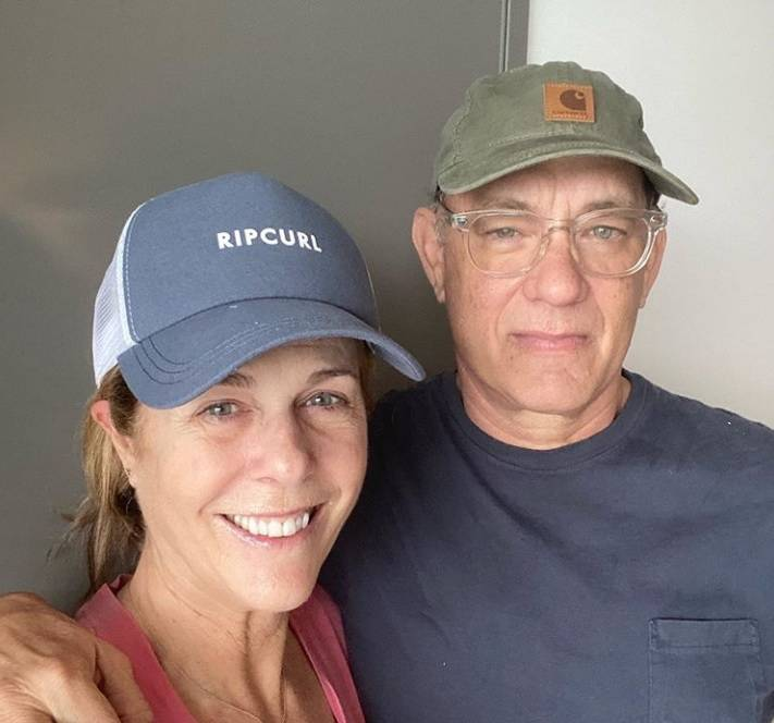 Il ritorno a casa di Tom Hanks: il coronavirus è già un lontano ricordo?