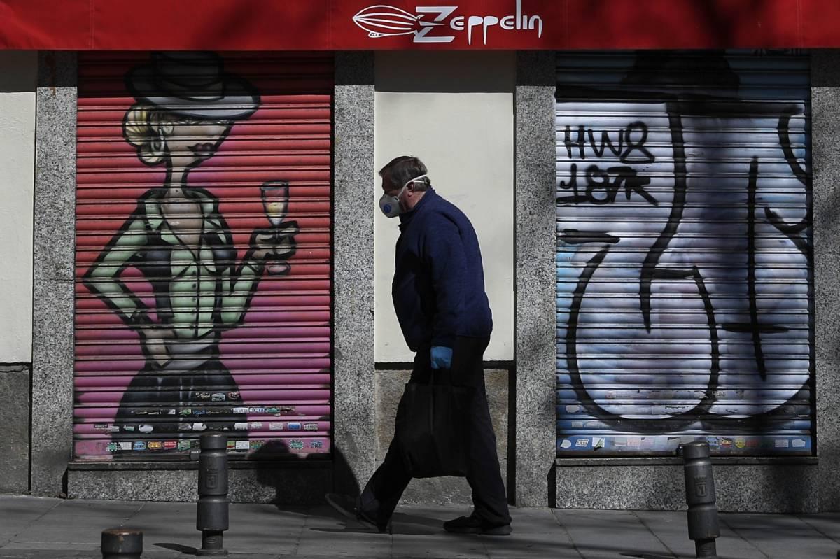 Coronavirus, boom di decessi in Spagna: ben 838 in 24 ore