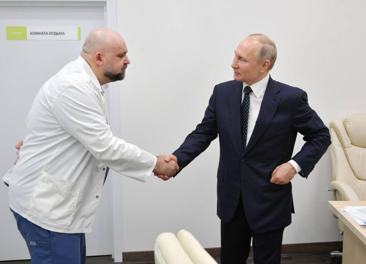 Putin accerchiato dal virus. Il portavoce è in ospedale