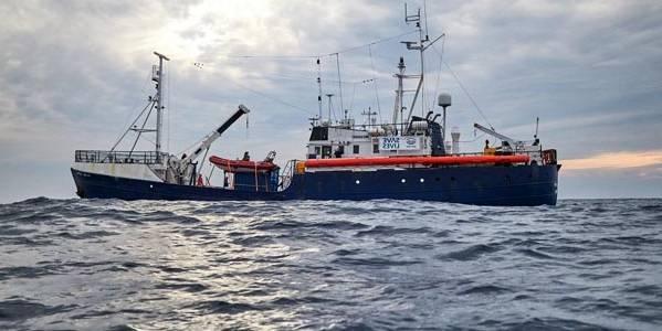 """Grido d'allarme da Lampedusa: """"Non fare sbarcare qui la Alan Kurdi"""""""
