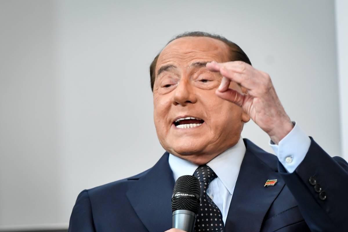 """Virus, Berlusconi: """"Il dl Cura Italia? Il governo ci costringe a non votarlo"""""""