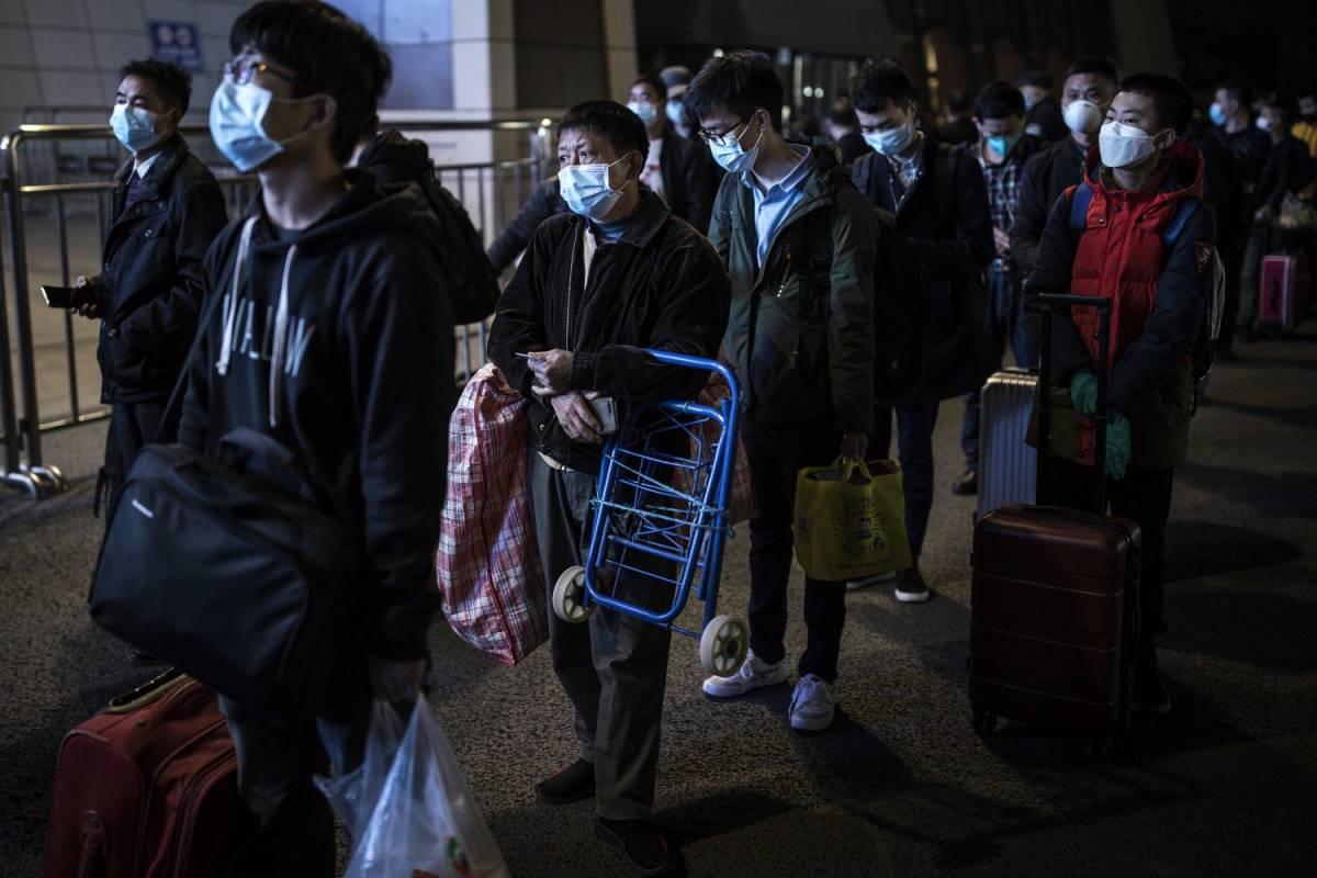 Wuhan si prepara a testare 11 milioni di persone in 10 giorni