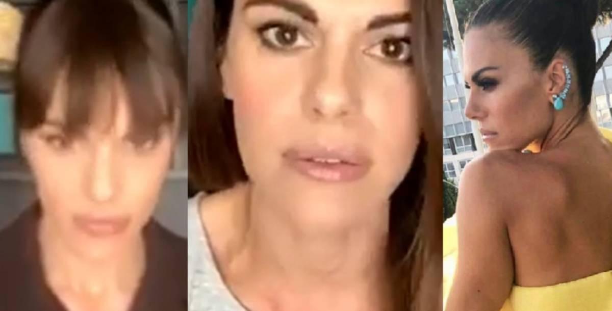 """Bianca Guaccero spegne le polemiche sulla frangia sospetta: """"Questa è una parrucca"""""""