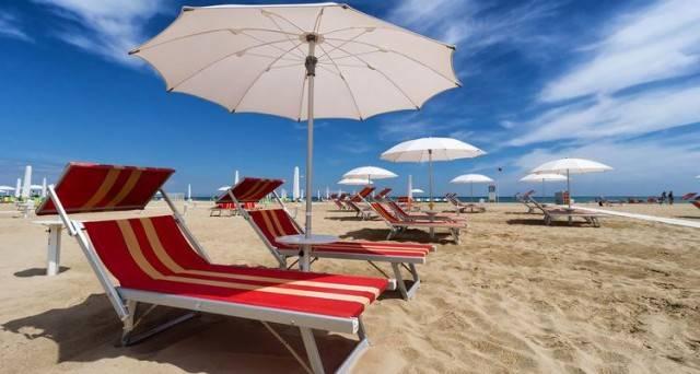 Allerta per il weekend al mare: vietato prendere il sole