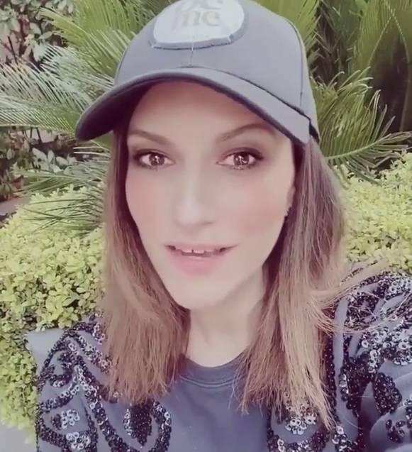 """Laura Pausini sta con Ferro: """"Bene Tiziano a chiedere chiarimenti al Governo sui concerti"""""""