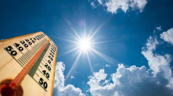 Settimana con il caldo africano: punte di 30-31°C tra martedì e giovedì