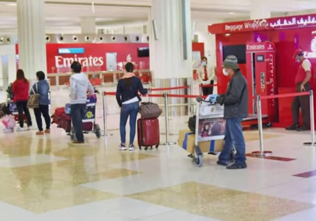 La novità in aeroporto: Emirates fa test sierologici sui passeggeri