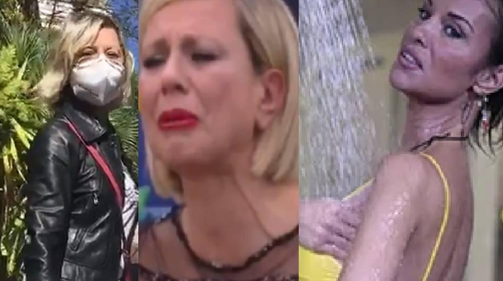 """Antonella Elia replica alla Mosetti: """"Non so chi tu sia"""""""