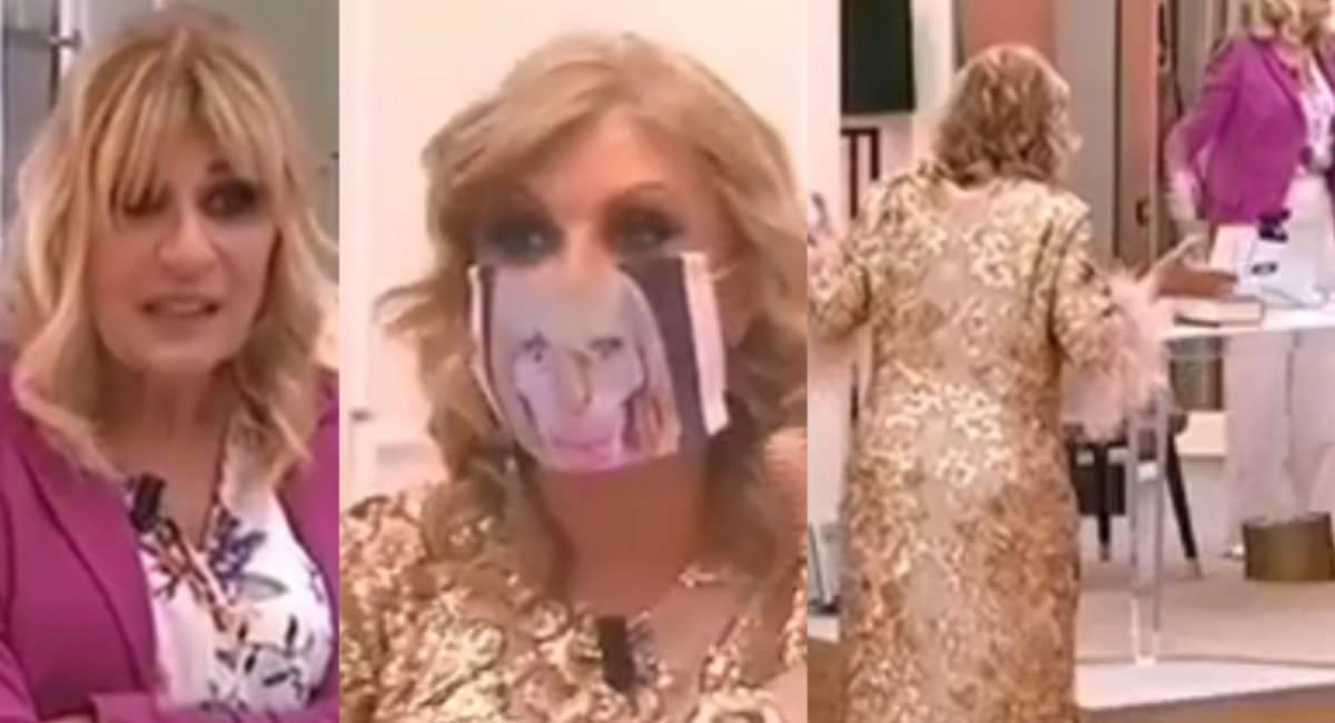 """Gemma all'attacco di Tina con la mascherina: """"Ho ancora amore da dare!"""""""