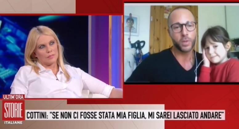 """Ivan Cottini, dopo la sclerosi, abbandonato dalla moglie: """"Accaduto dopo Sanremo"""""""