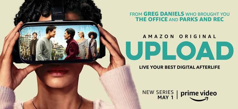 Upload, la nuova serie tv Amazon sulla realtà virtuale dopo la morte