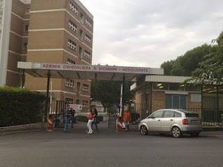 Ospedale San Giovanni: chiuso il reparto di medicina 2 per l'aumento di contagi