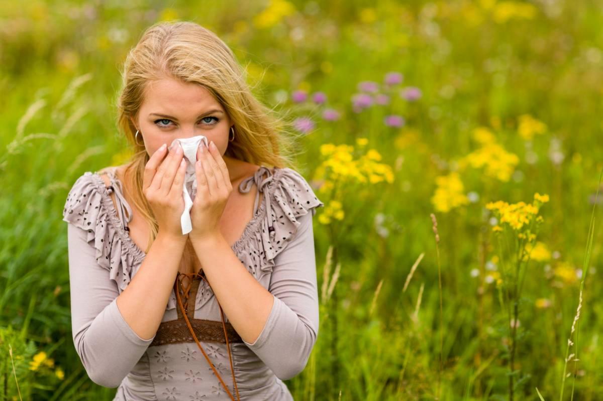 Allergie stagionali, due litri di acqua al giorno sono un toccasana