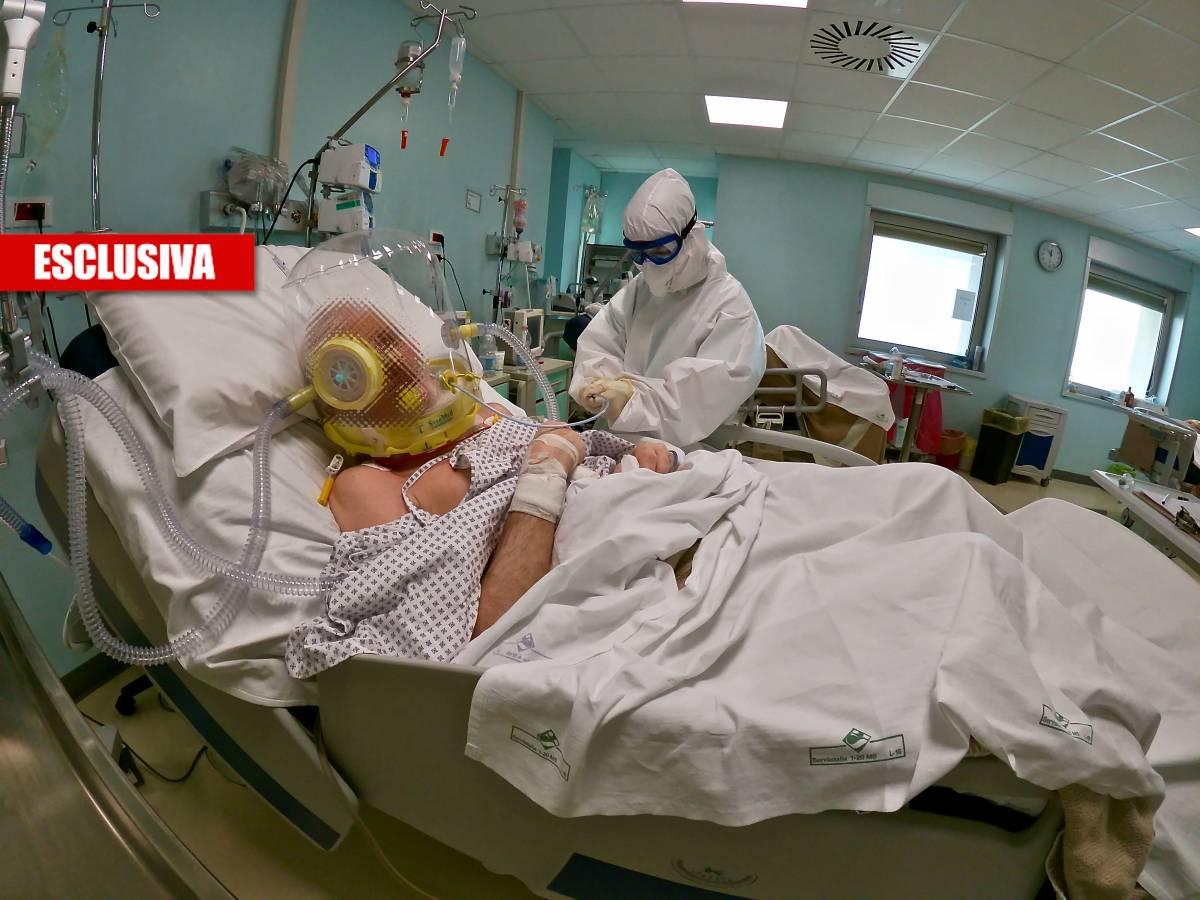 """""""Il Covid cuoce tutti gli organi"""". Viaggio nel girone dei malati"""