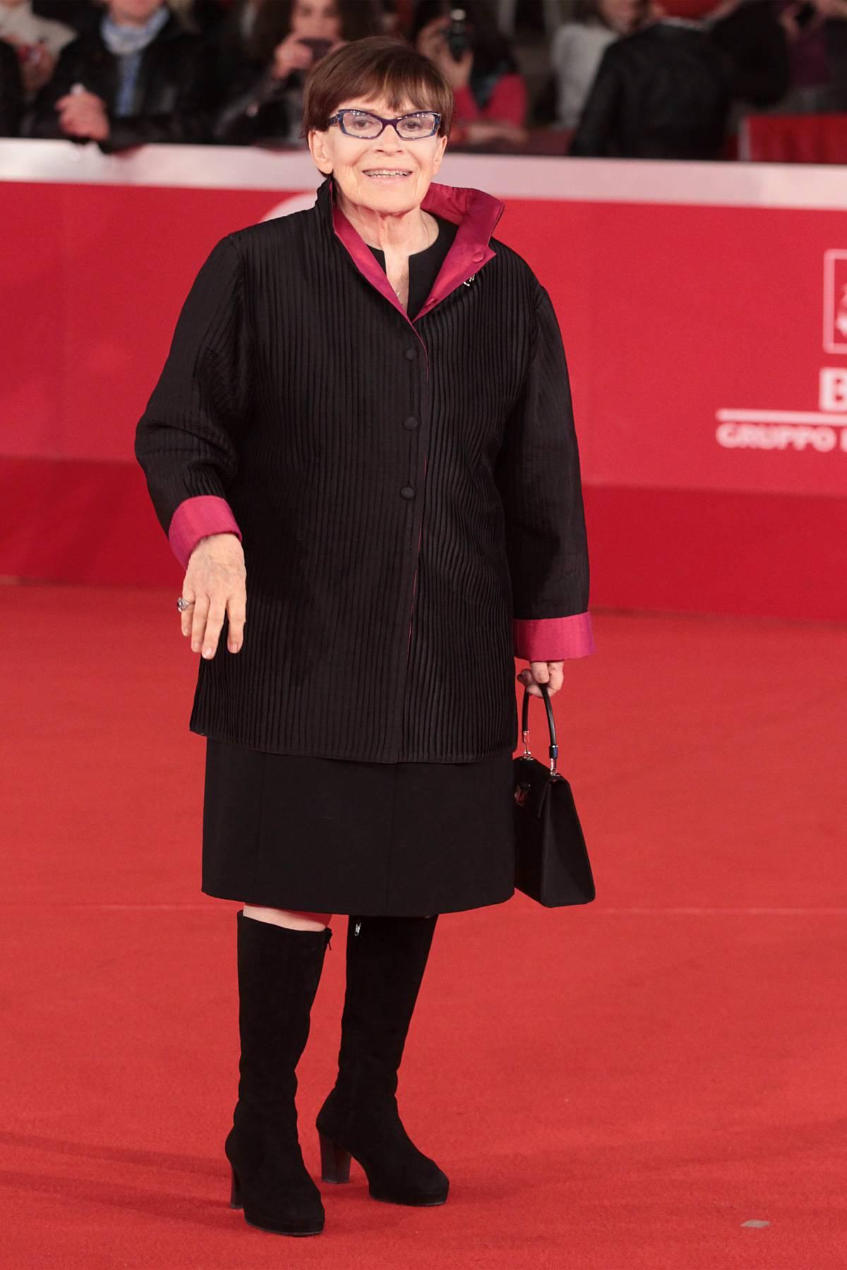 """Franca Valeri, un """"David"""" a cento anni L'attrice simbolo che fu criticata dalle femministe"""