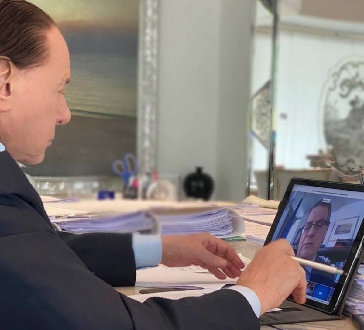 Berlusconi incalza l'Europa: misure per i Paesi più colpiti