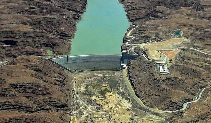 Quella diga italiana costruita in Namibia per battere la siccità