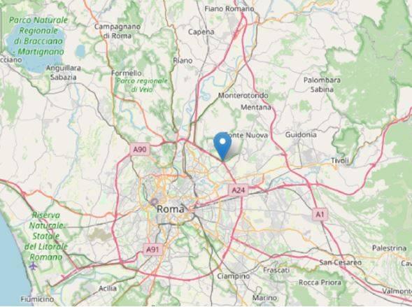 Roma, terremoto all'alba: la scossa sveglia i cittadini