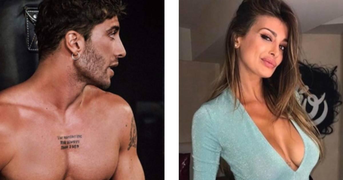 Cristina Buccino e il retroscena sul flirt con Iannone