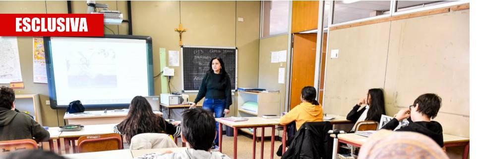 """Borgosesia, i bambini tornano in classe. I genitori: """"Nessuna paura per i contagi"""""""
