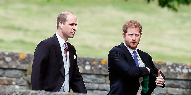 """L'esperta: """"Pace fatta tra il Principe Harry e William"""". La distanza fa dimenticare i dissidi"""