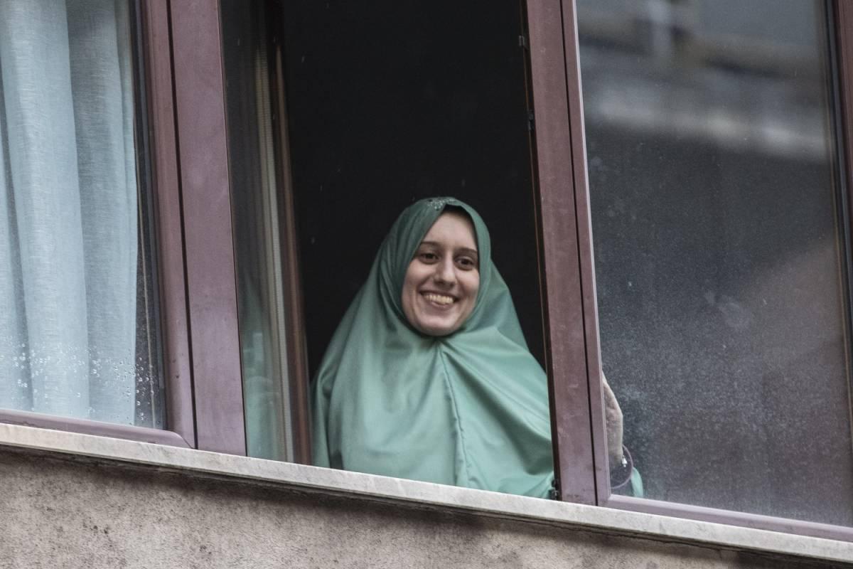 """Ora Aisha cita il Corano su Fb """"Ciò accade a chi ha un dono"""""""