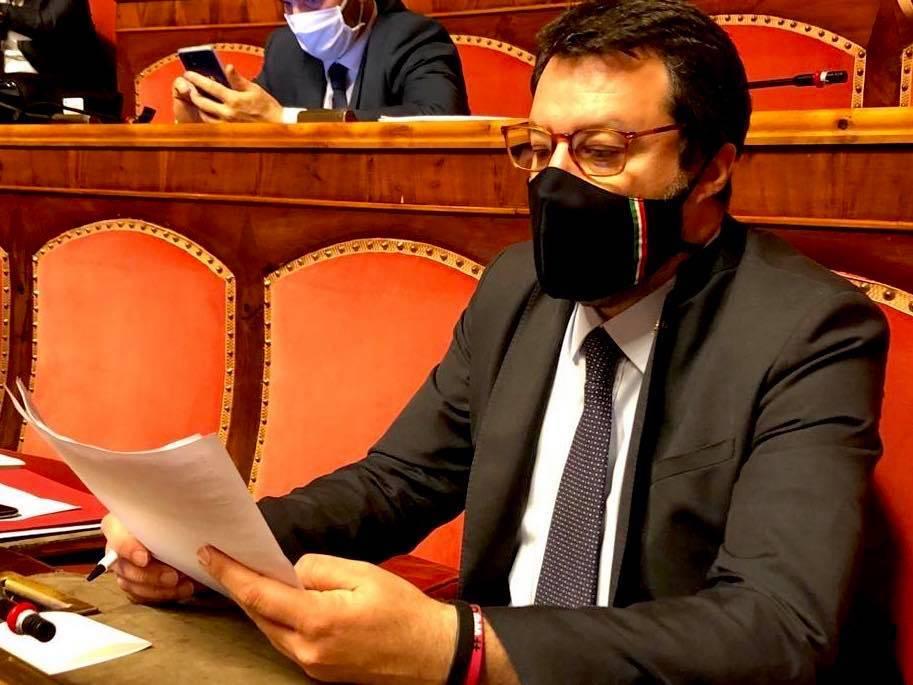 """Fornero critica Salvini: """"Il look con gli occhiali? È un sosia buonista"""""""