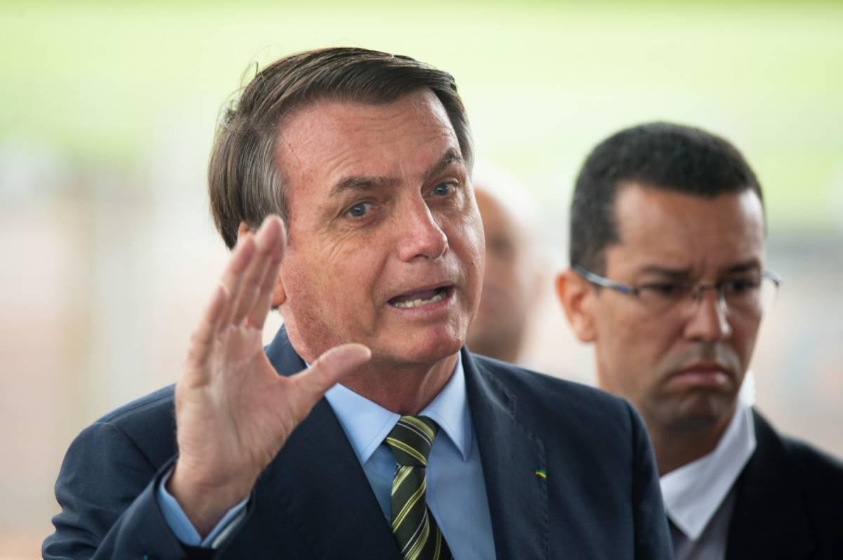 """Il """"Watergate"""" minaccia il futuro di Bolsonaro. Nel video del Cdm pressioni politiche e insulti"""
