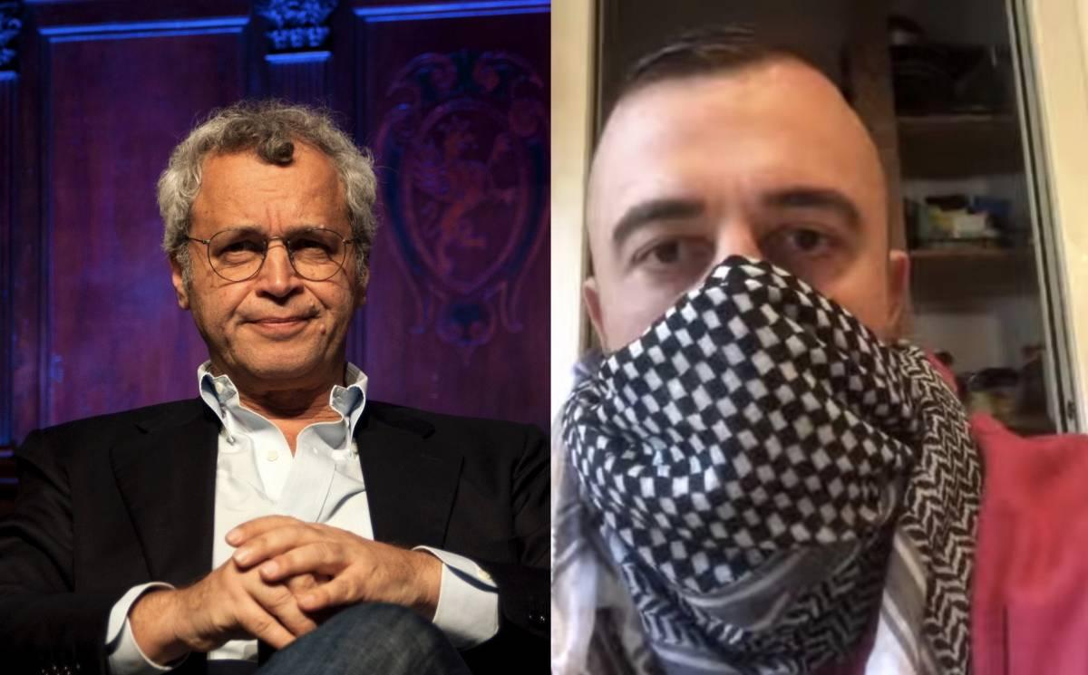 """""""Peggior sionista"""", """"Chef del paese"""": è rissa tra Chef Rubio ed Enrico Mentana"""
