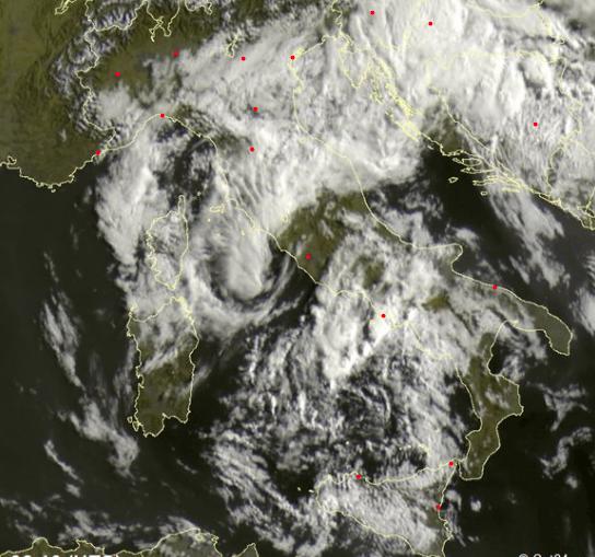 Arriva il nuovo ciclone: dove quando colpirà