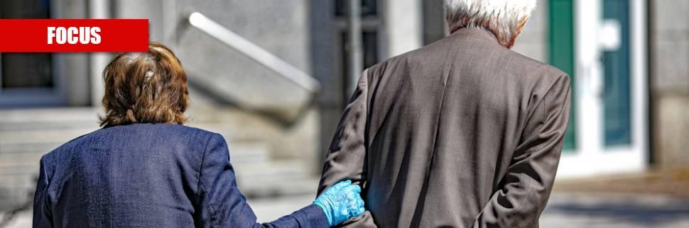 La prigionia della solitudine: se il Covid-19 aggrava l'Alzheimer