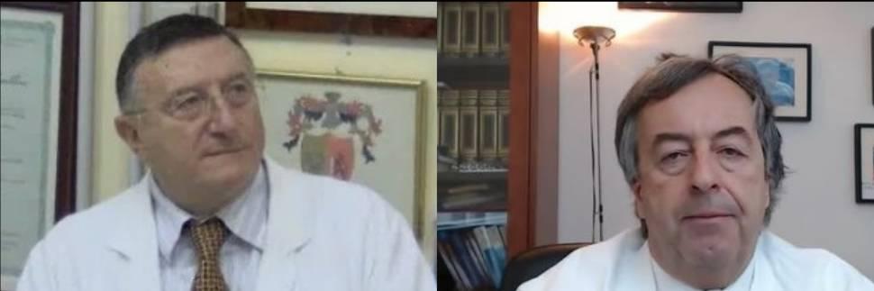 """Virologi, adesso Tarro querela Burioni: """"Denigrazione continua"""""""