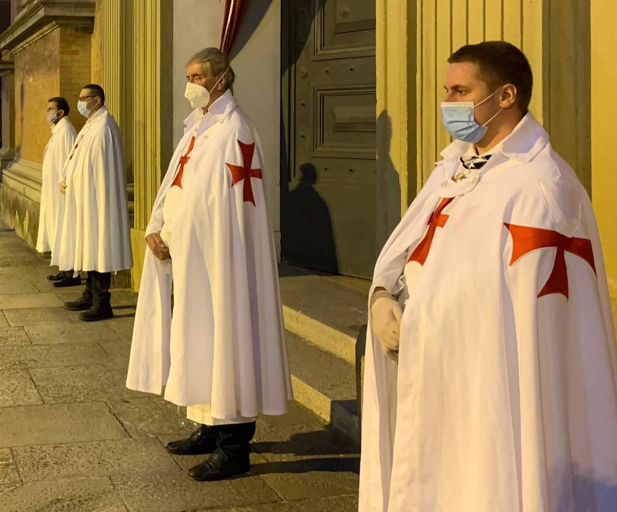 """I Templari: """"Che montatura le accuse di eresia"""""""