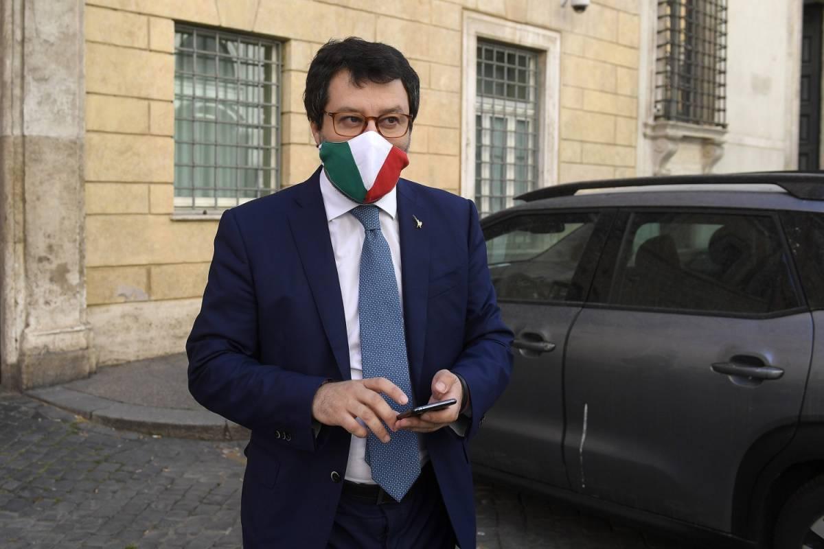 """""""Salvare Salvini?"""". Sinistra lacerata sul giustizialismo"""